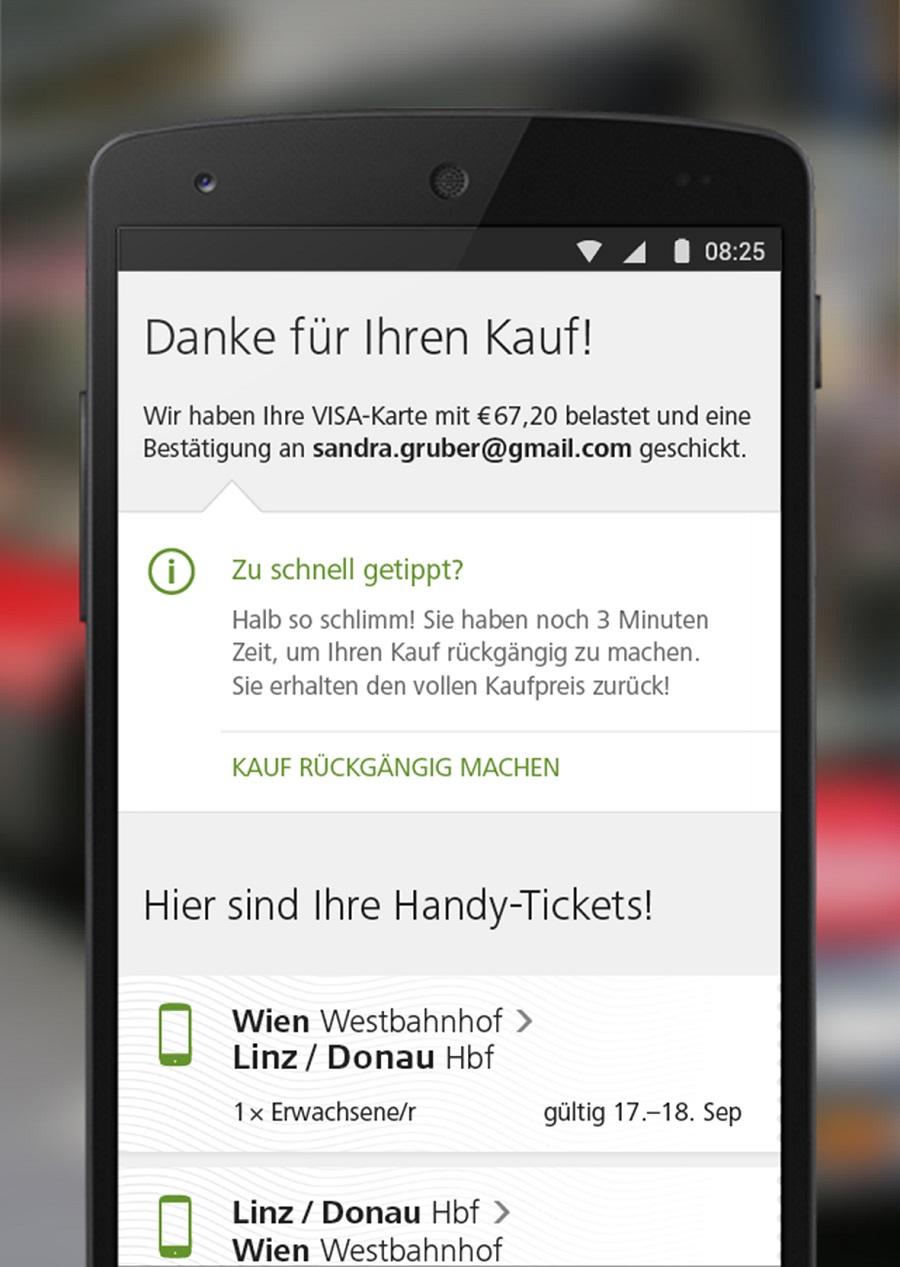 Beta Neue öbb App Macht Reisen Noch Einfacher Redaktion