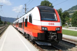 ÖBB Cityjet Präsentation. Foto: ÖBB-Scheiblecker