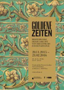 Das Plakat zur Ausstellung. Bild: ÖNB