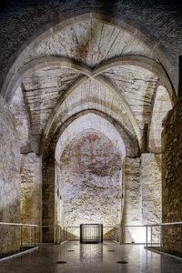 Blick in die Virgilkapelle in Wien I. Foto: Kollektiv Fischka/Kramar mit Sabine Wolf / Wien Museum