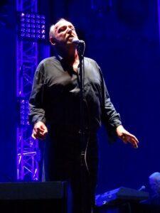 Joe Cocker anlässlich eines Konzertes in Sotschi 2011. Foto: Ivanaivanova