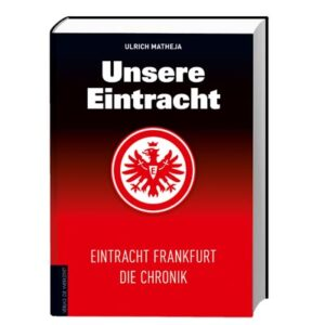 Buch Cover UNSERE EINTRACHT