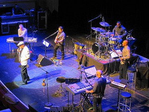 Al Jarreau begeisterte in Juli 2014 in der Wiener Staatsoper. Foto: oepb.at