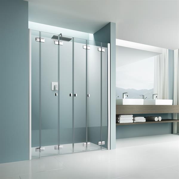 artweger dusch faltw nde f r mehr raum im bad redaktion. Black Bedroom Furniture Sets. Home Design Ideas
