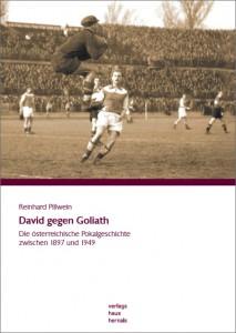 Buch Cover David gegen Goliath_Die österreichische Pokalgeschichte_Reinhard Pillwein
