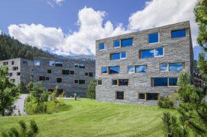 Im Rocksresort Laax in der Schweiz wird sich die ÖFB-Auswahl unter Teamchef Marcel Koller ...