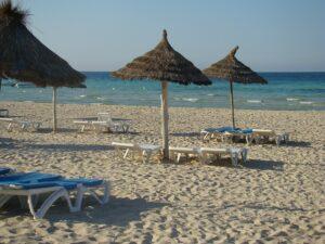 Keine Touristen und leergefegte Strände in Tunesien. Dieser Umstand wird anhalten. Foto: oepb