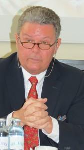 Otto Spranger. Foto: Österreichische Lungenunion