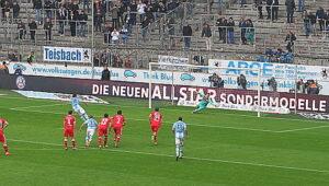 Der Steirer Michael Liendl, der aus Düsseldorf vom Rhein nach München an die Isar gewechselt war ...