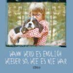 Cover Wann wird es endlich wieder so wie es nie war_Joachim Meyerhoff