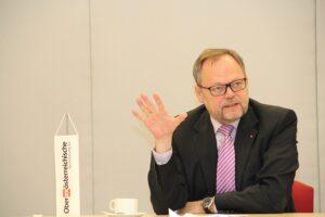 OÖ-Versicherung Generaldirektor Dr. Josef Stockinger. Foto: OÖ-Versicherung
