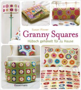 Granny Squares von Susan Pinner