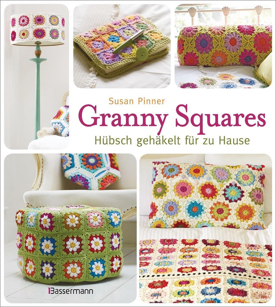 Granny Squares Hübsch Gehäkelt Für Zu Hause Redaktion