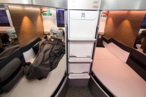 ... das Nachtreisezug-Angebot der ÖBB wird gerne konsumiert und angenommen. Foto: ÖBB Nina Kozak
