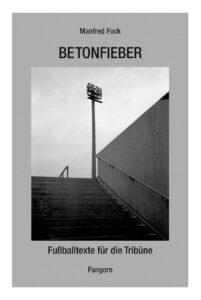 Buch Cover BETONFIEBER von Manfred Fock