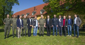 Die Netzwerkpartner beim Workshop am 29. April 2016 in Hörsching. Foto: Bundesheer / Simader