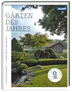 Buch-Cover GÄRTEN DES JAHRES 2016. Callwey-Verlag
