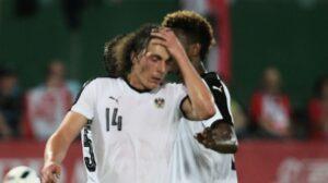Er war bemüht, konnte aber dem Spiel nicht den gewohnten Stempel aufdrücken. Neo-Bayer Leverkusen-Legionär Julian Baumgartlinger. Foto: GEPA