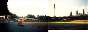 Das Linzer Stadion auf der Gugl war am 31. August 1988 erstmals Schauplatz eines Länderspieles gegen Ungarn außerhalb von Wien. Foto: oepb