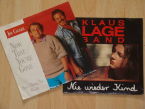 Für den Kinofilm ZABOU von 1987 nahm Klaus Lage gemeinsam mit Joe Cocker die Filmmusik auf. Götz George und der Ende 2014 verstorbene Engländer Cocker verstanden sich auf Anhieb prächtig. Foto: oepb