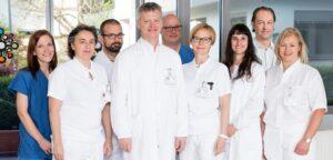 Das Team des CED-Board am Krankenhaus Barmherzige Schwestern Wien. Foto: www.andreasriedmann.at
