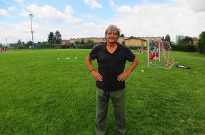 Didi Constantini - der einstige Bundesliga-Profi und erfahrene Trainer zahlreicher Vereinsmannschaften, sowie der Österr. Nationalmannschaft ist nach wie vor mit Freude bei der Sache. Foto: oepb.at
