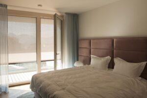 VALETTA Fenstermarken - hier eine Innenansicht - schützen vor Überhitzung. Foto: VALETTA