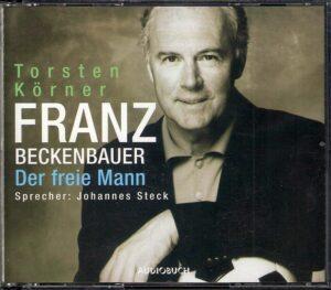 Franz Beckenbauer_Der freie Mann_Cover Hör CD_Scan oepb.at