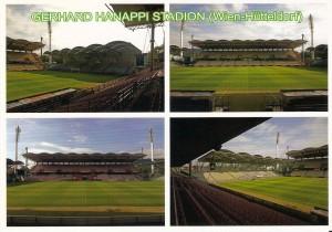 Stadion-Postkarte