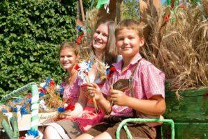 Das Erntedankfest 2016 der Österreichischen Jungbauern war ein voller Erfolg. Foto: Harald Klemm
