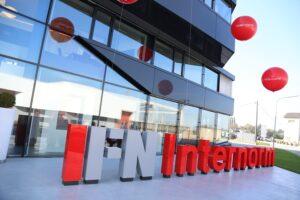 Blick auf das Internorm Bürogebäude in Traun bei Linz. Foto: Internorm