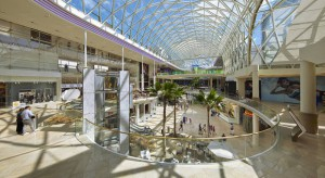Mit 70.000 Quadratmetern ist die PlusCity die drittgrößte Shoppingmall in Österreich. Foto: PlusCity
