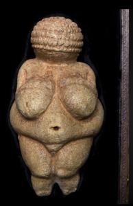 Venus von Willendorf. Bild: Google