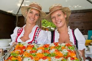180.000 Bauernhöfe in Österreich sorgen für alljährlich wiederkehrende Ernte-Erfolge und echte Schmankerl aus dem eigenen Land. Foto: Harald Klemm