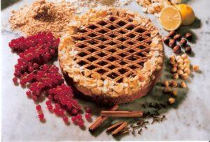 Die Linzer Torte ist das wohl berühmteste Backwerk aus der Traditionskonditorei Jindrak und seit 1929 das beliebteste Produkt des Hauses. Foto: Eder LVT OÖ