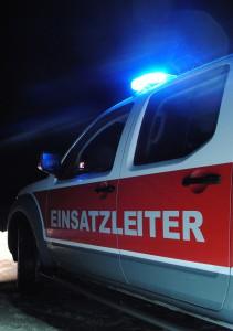 Per Gesetz wurde die Blaulichterlaubnis auch für ÖBB-Einsatzleiterfahrzeuge erteilt. Foto: ÖBB / Foessleitner