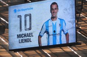 Der Grazer Michael Liendl, seit Herbst 2015 bei den Löwen und zuvor in Diensten von Fortuna Düsseldorf, konnte aus einem Elfmeter lediglich das Ehrentor erzielen. Foto: oepb