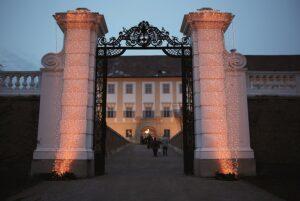 Der Weihnachtsdorf Schloss Hof im Marchfeld lädt auch heuer wieder zum Besuch ein. Foto: MAGMAG events & promotion GmbH.