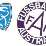 """Aus den blau-schwarzen Cricketern wurde der """"Wiener Amateur Sportverein"""" und 1926 die Wiener Violetten des FK Austria Wien. Collage: oepb"""