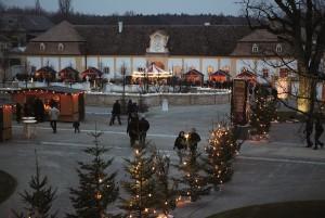 An jeweils fünf Wochenenden ist bestimmt für Jedermann wieder etwas dabei, auf Schloss Hof im Marchfeld in NÖ. Foto: MAGMAG events & promotion GmbH.