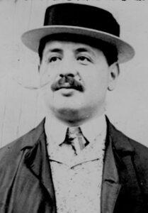 Dr. Emanuel - genannt Michl - Schwarz gilt als Namenspatron der heutigen Wiener Austria. Foto: Austria-Archiv