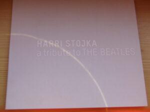 CD-Cover HARRI STOJKA a tribute to THE BEATLES.