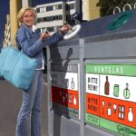 Es klingt genau genommen unglaublich und ist dennoch wahr  seit 1977 bereits landen Glasflaschen in Österreich in den dafür aufgestellten Containern. Foto: AGR