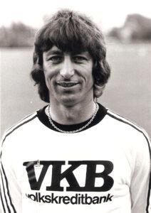 Eduard Krieger kehrte im Sommer 1979 nach Österreich, und in diesem Falle zum LASK, zurück. Foto: oepb