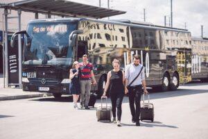 Über 100.000 Tickets wurden seit Juli 2016 abgesetzt. Das HELLÖ-Projekt ist somit bustechnisch auf zügiger Schiene. Foto: ÖBB/B. Writze