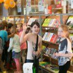14. Internationales Kinder- und Jugendbuchfestival im Kulturbezirk St. Pölten. Foto: Daniel Hinterramskogler für Museum Niederösterreich