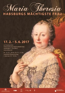 Plakat zur Ausstellung. Foto: ÖNB, IMAGNO/Austrian Archives
