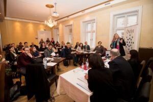 ÖVIH-Pressegepräch in Wien am 8. Februar 2017. Foto: Österreichischer Verband der Impfstoffhersteller/APA-Fotoservice/Hörmandinger