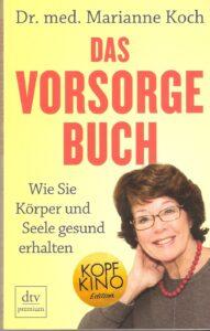 DAS VORSORGE BUCH von Dr. Marianne Koch_dtv.de-Scan oepb.at