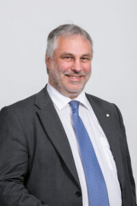 NÖ-Ärztekammer-Präsident Dr. Christoph Reisner. MSc. Foto: NÖ-Ärztekammer
